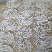 Embroidered Yardage
